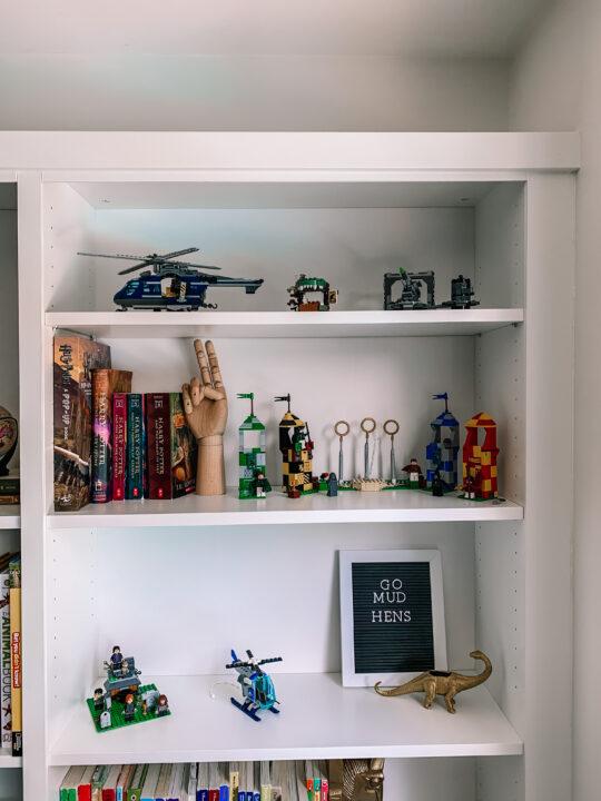 Ikea Billy Bookcase hack