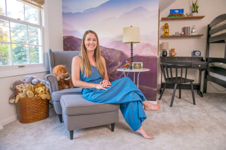 Spring One Room Challenge Boys Bedroom Reveal | Building Bluebird