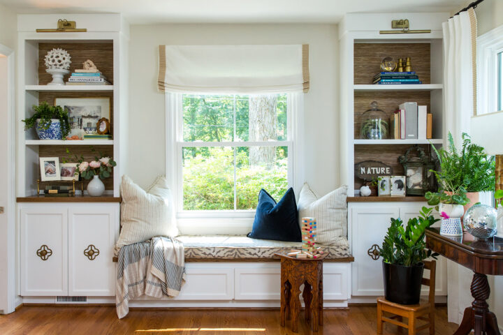 Inspiring One Room Challenge Transformations - Cate Holecomb