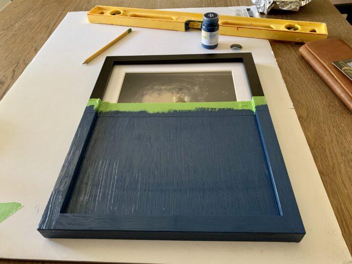 Easy DIY to create custom artwork for your home