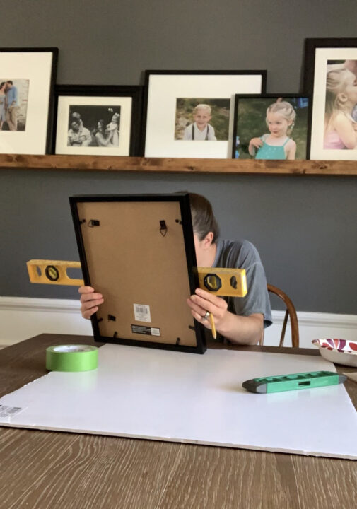 Easy DIY project to create unique art for your home