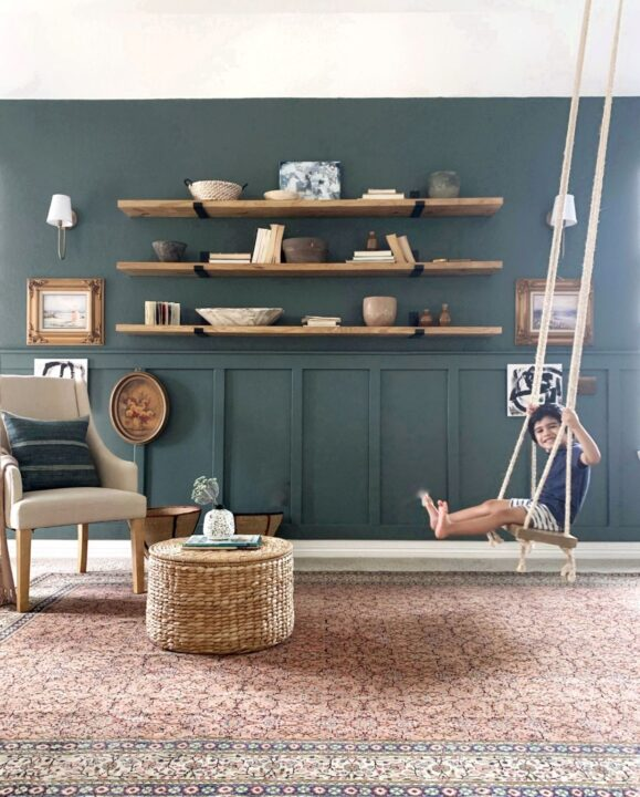 Inspiring One Room Challenge Transformations - Pennies for a Fortune
