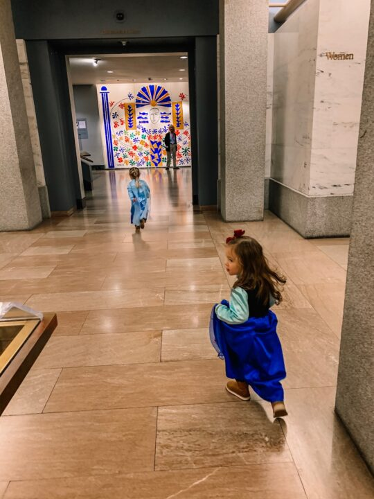 Kid-friendly places to go in Toledo Ohio - Toledo Museum of Art