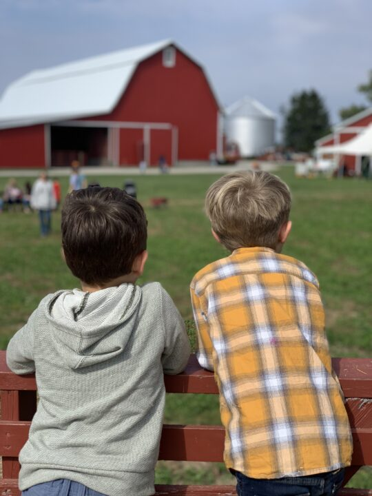 Massive list of kid-friendly places to go in Northwest Ohio | Building Bluebird #toledoohio #homeschool #gustbrothersfarm