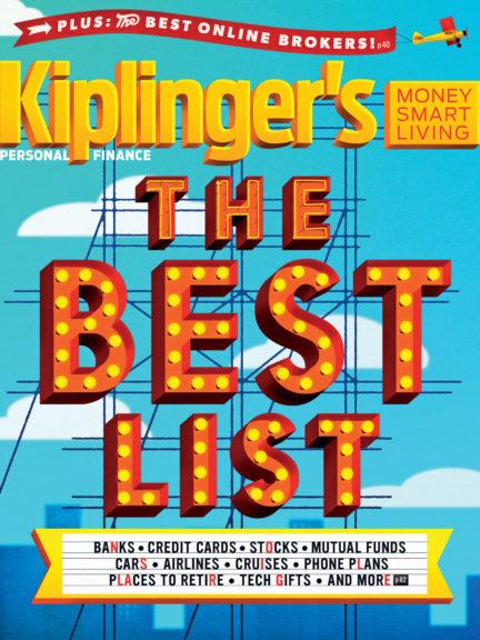 Kiplinger's magazine