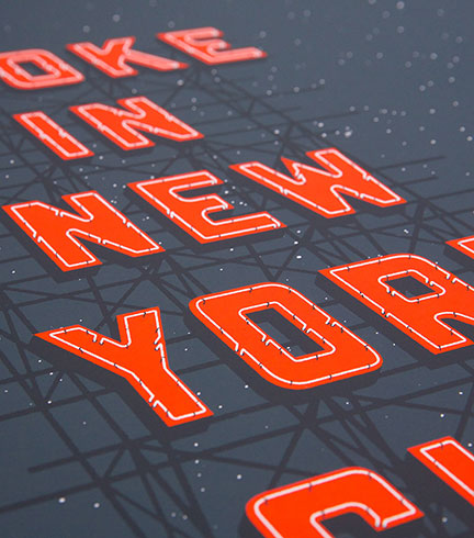 Broke In New York City