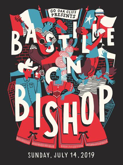 Bastille on Bishop 2019