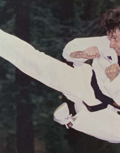Master Bobby Leach