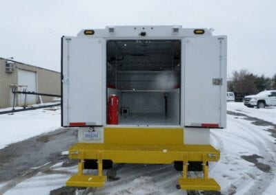 Custom Truck Buildout