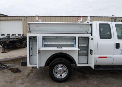 Truck Equipment, Tool Box