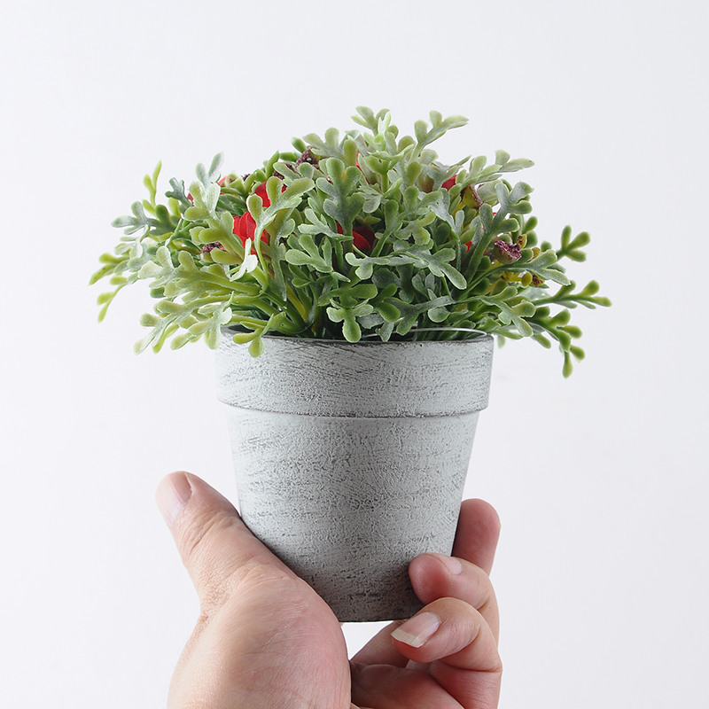 Nordic-Style-Artificial-Mini-Wild-Potted-Plant-details1