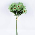 Artificial Flower 17*30CM ANEMONE BUSH*5 GS-168191027-G1