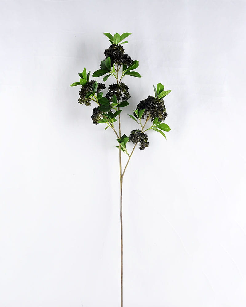 Artificial Flower 24*84CM Berry*3 GS-39119019BRUCO-K1