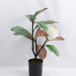 Artificial Tree palm tree in plastic pot GS-07219062