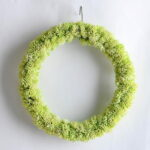 Artificial succulent D:19CM Flower ring GS-54019037-G2