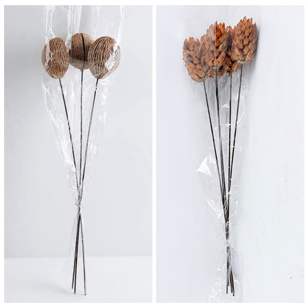 yeahflower dried flowers Dried ball - Dried Flowers Everlasting Flowers Our 126th Canton Fair Bestsellers