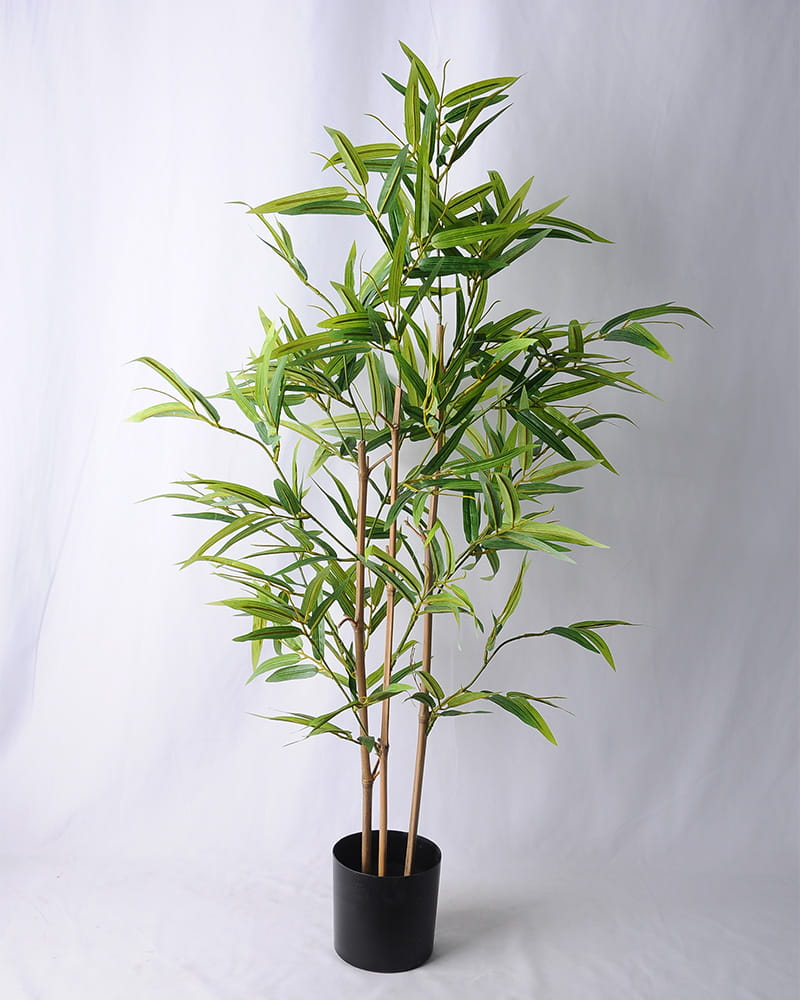 Artificial Tree 48*52*101CM Bamboo tree in the plastic pot/lvs288 GS-30419040