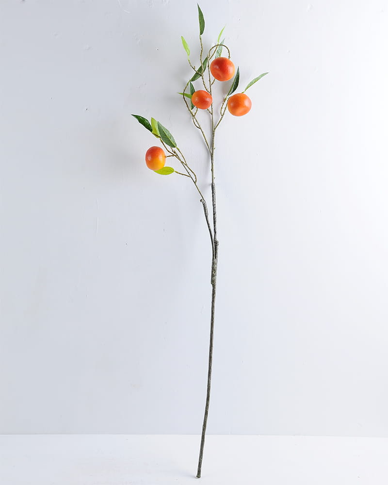 Artificial Flower 29*103CM Orange Spray GS-44220002