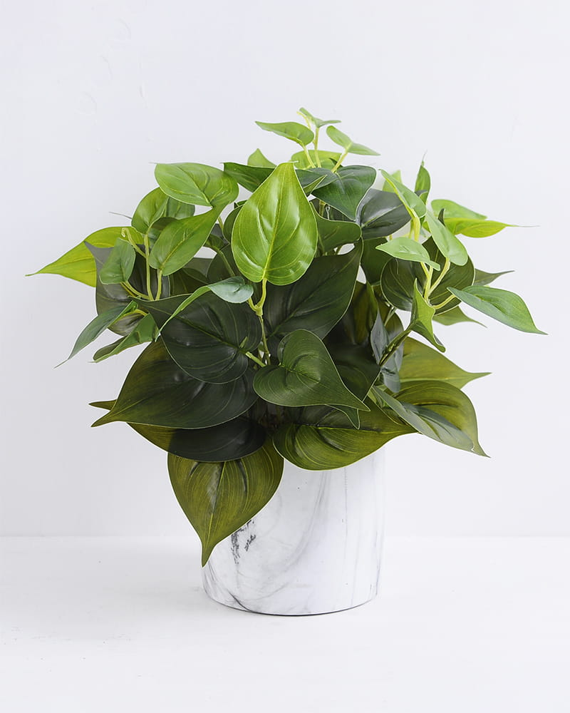 Artificial Plant 29*29*33cm Eucalypus in cement pot GS-03319386