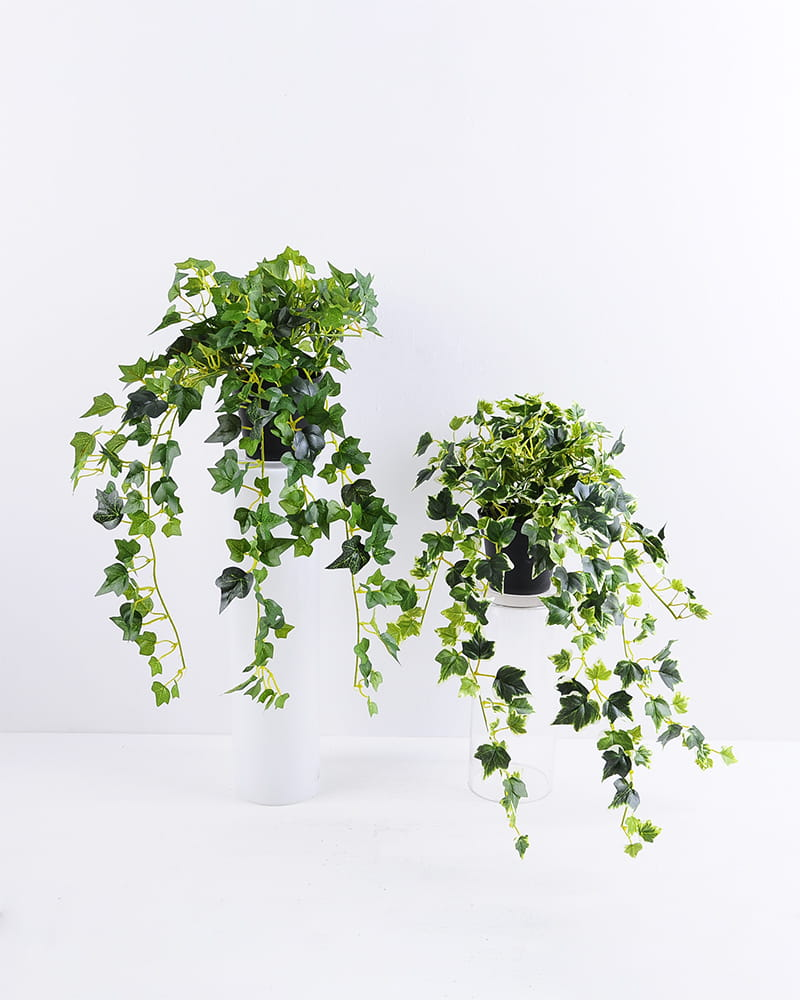 Artificial Plant H:37*29*38CM Ivy garland in plastic pot GS-0338958P4P48