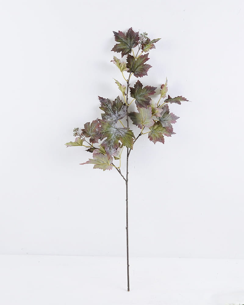 Artificial Plant Maple Leaves hanging HT-19-046-R1