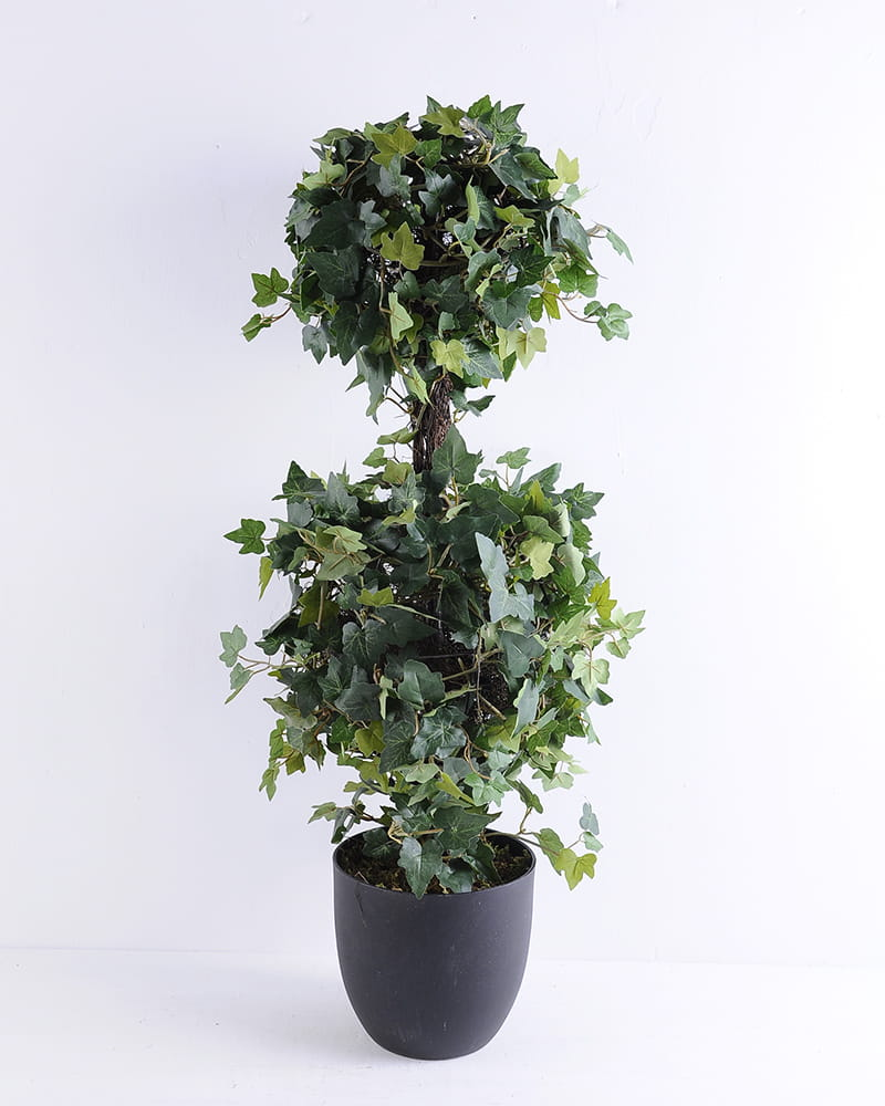 Artificial Tree W:26*H:80CM Iv Leaf In Plastic Pot GS-3300126A