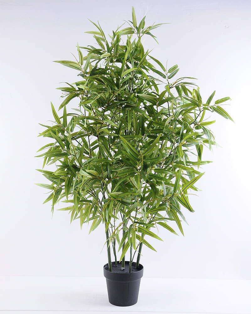 Artificial Tree 76*72*120CM Bamboo tree in the plastic pot/lvs1008 GS-30419096