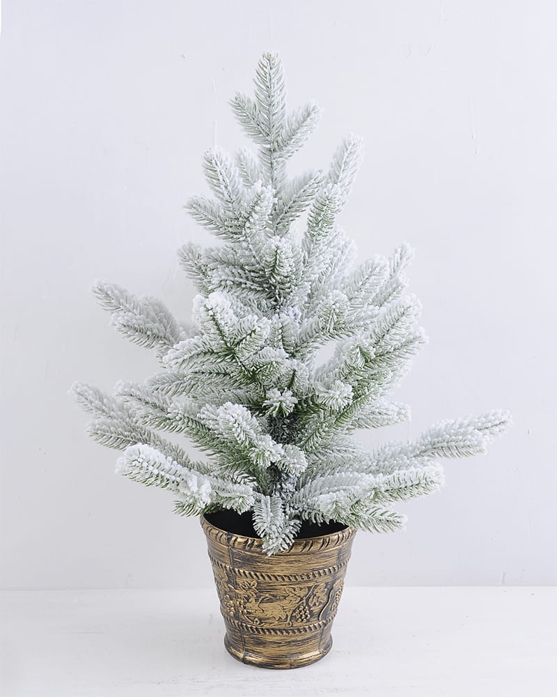 Artificial Tree Pine tree in plastic pot GS-30419093