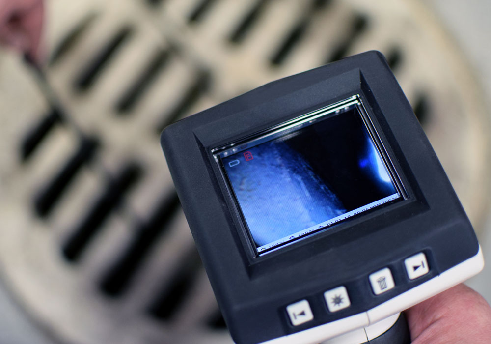 High-Resolution Video Technology, Sewer Inspection