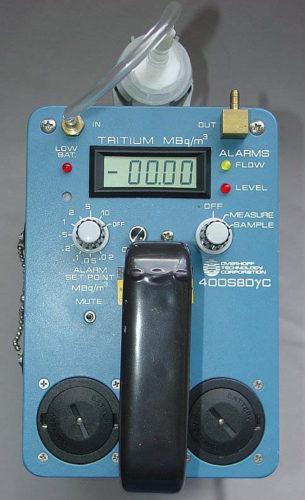 Tritium Monitors