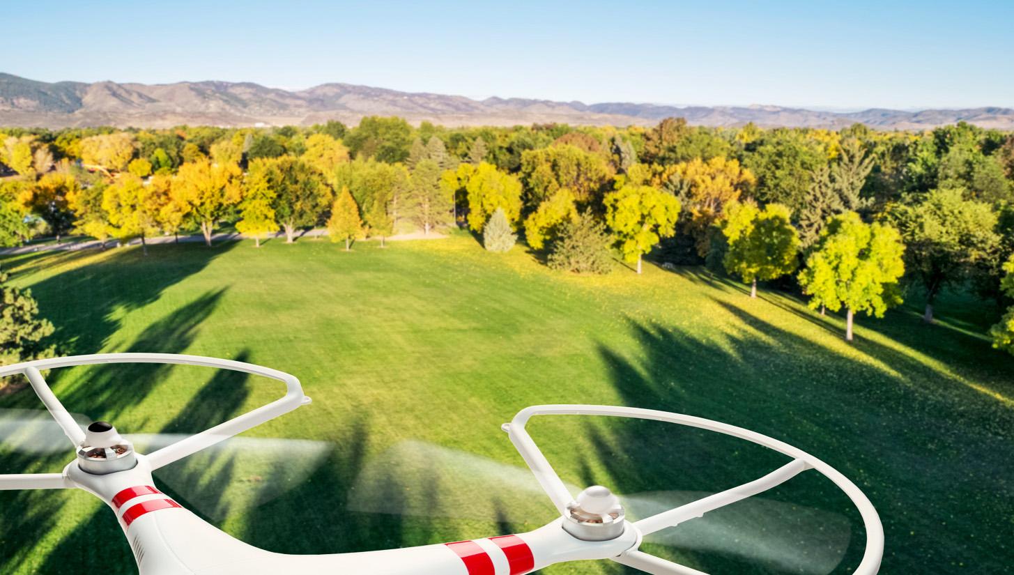 Detectors Plus Drones Equal Nuclear Options