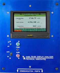 Vehicle, Personnel, Exit Monitors