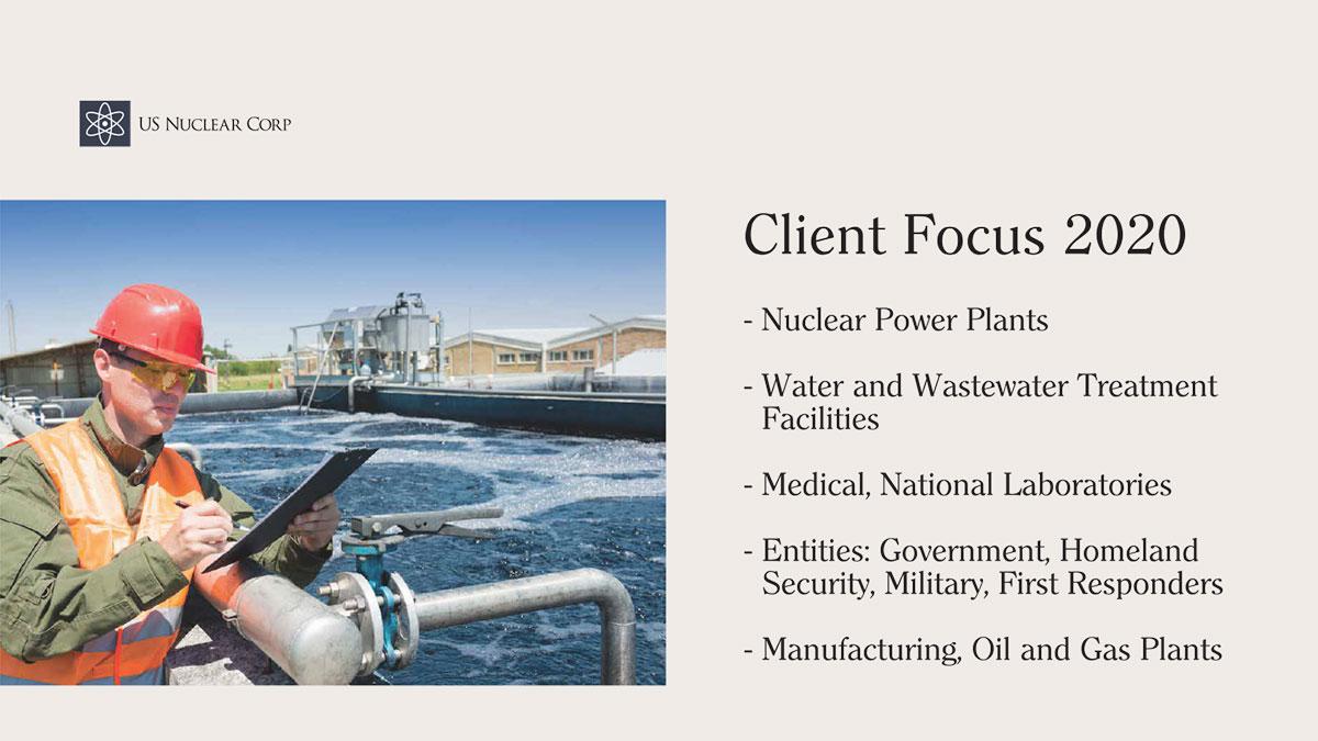 Client Focus 2020
