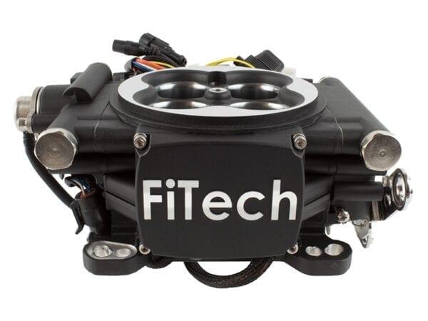Go EFI 4 600HP System Matte Black
