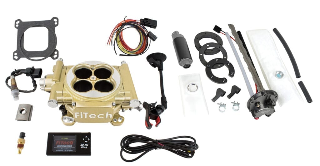 Easy Street EFI 600HP Classic Gold EFI, With In Tank Retrofit Kit-P/N 50015