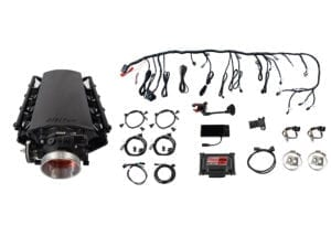 Ultimate LS 1000 HP EFI System With Short Cathedral Intake