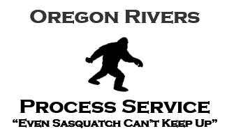 Oregon Rivers Process Service