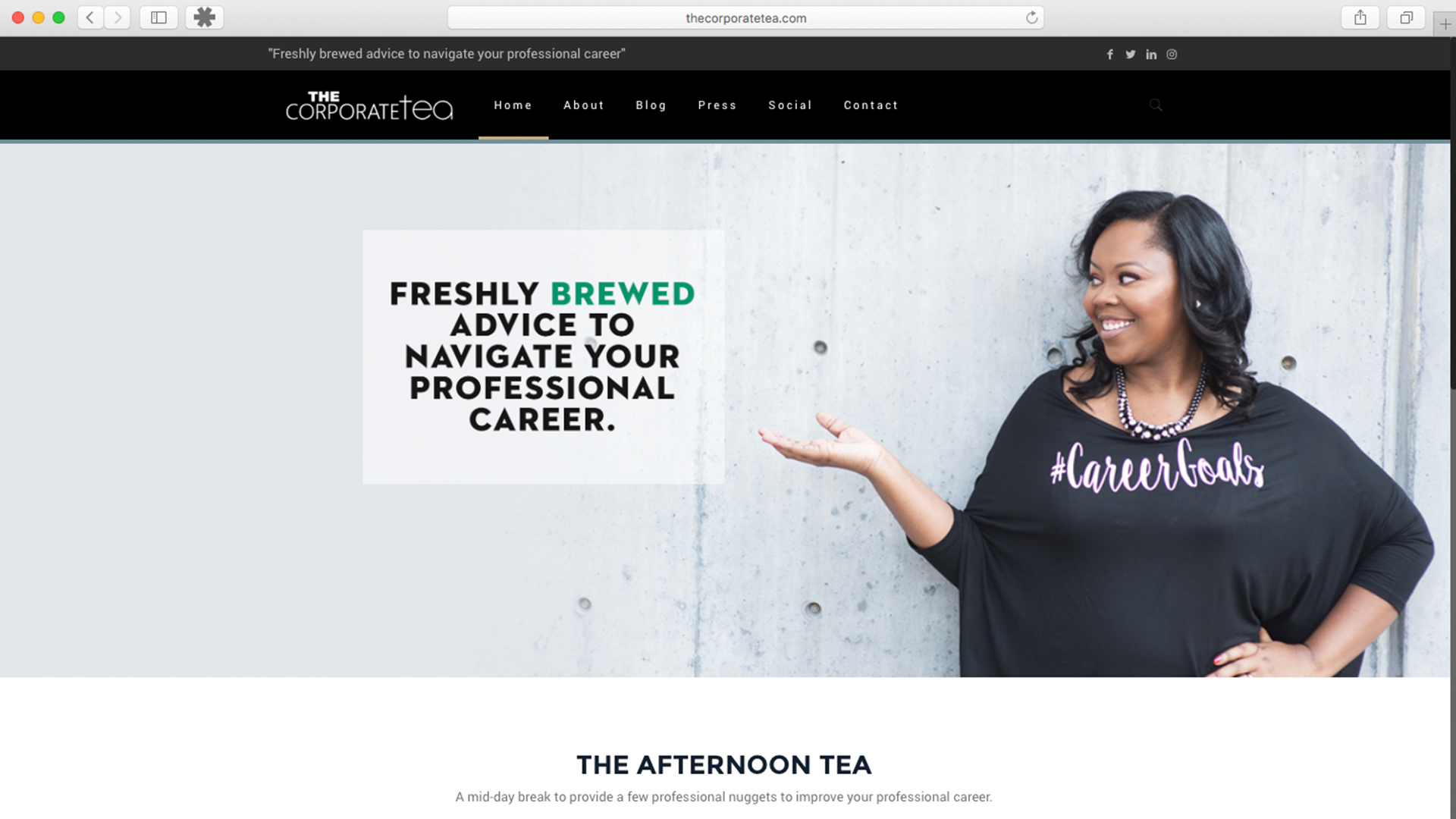 Corporatetea-web