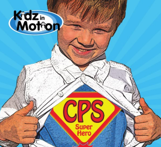 CPS SUPER HERO COMING SOON