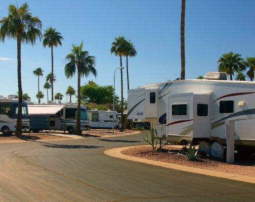 az mobile home parks