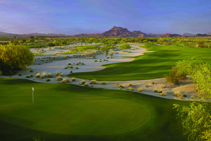 Golf Course Mesa Arizona