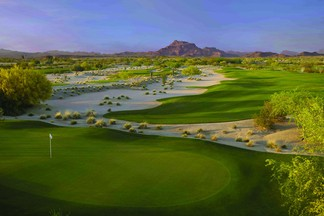 golf course in mesa az