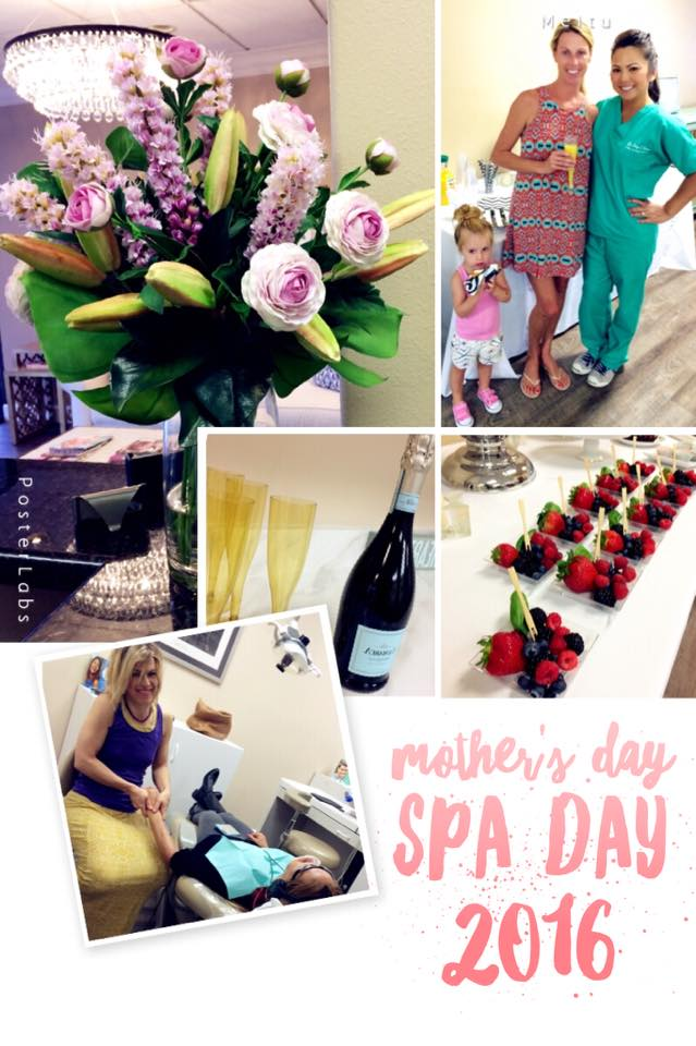 Mother's Day Spa Day 2016