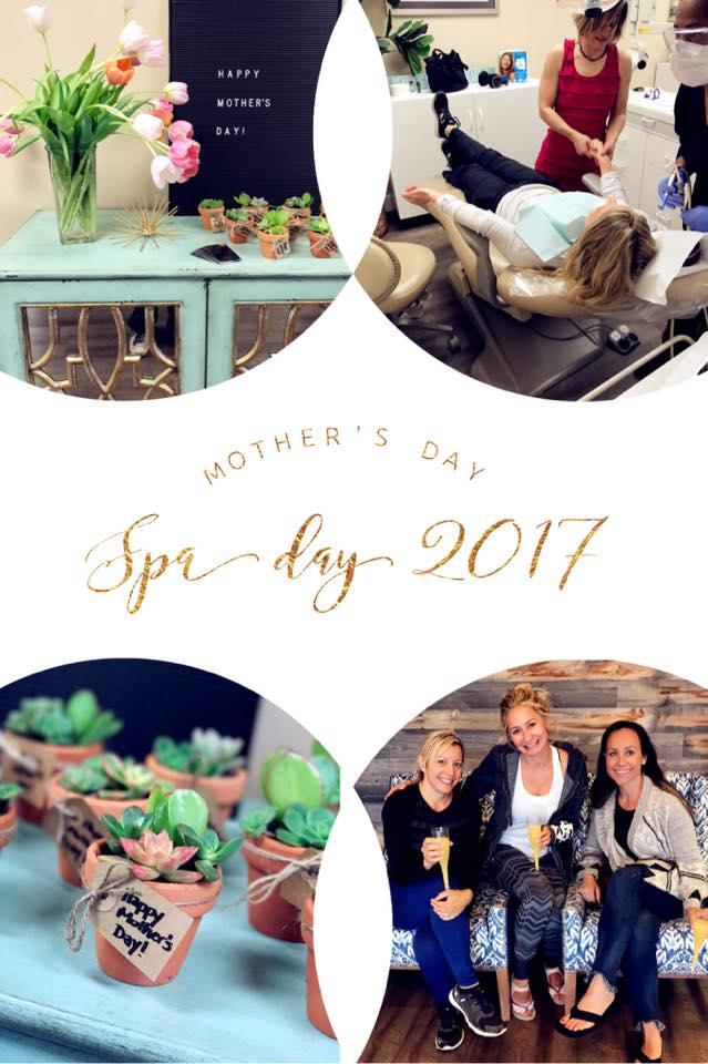 Mother's Day Spa Day 2017
