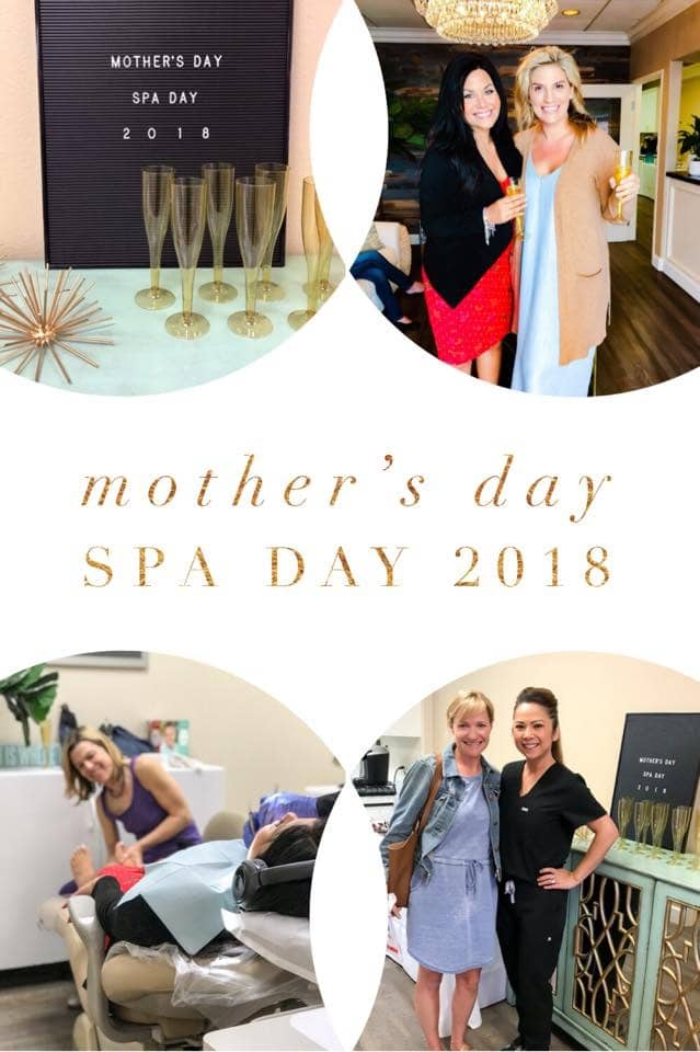Mother's Day Spa Day 2018