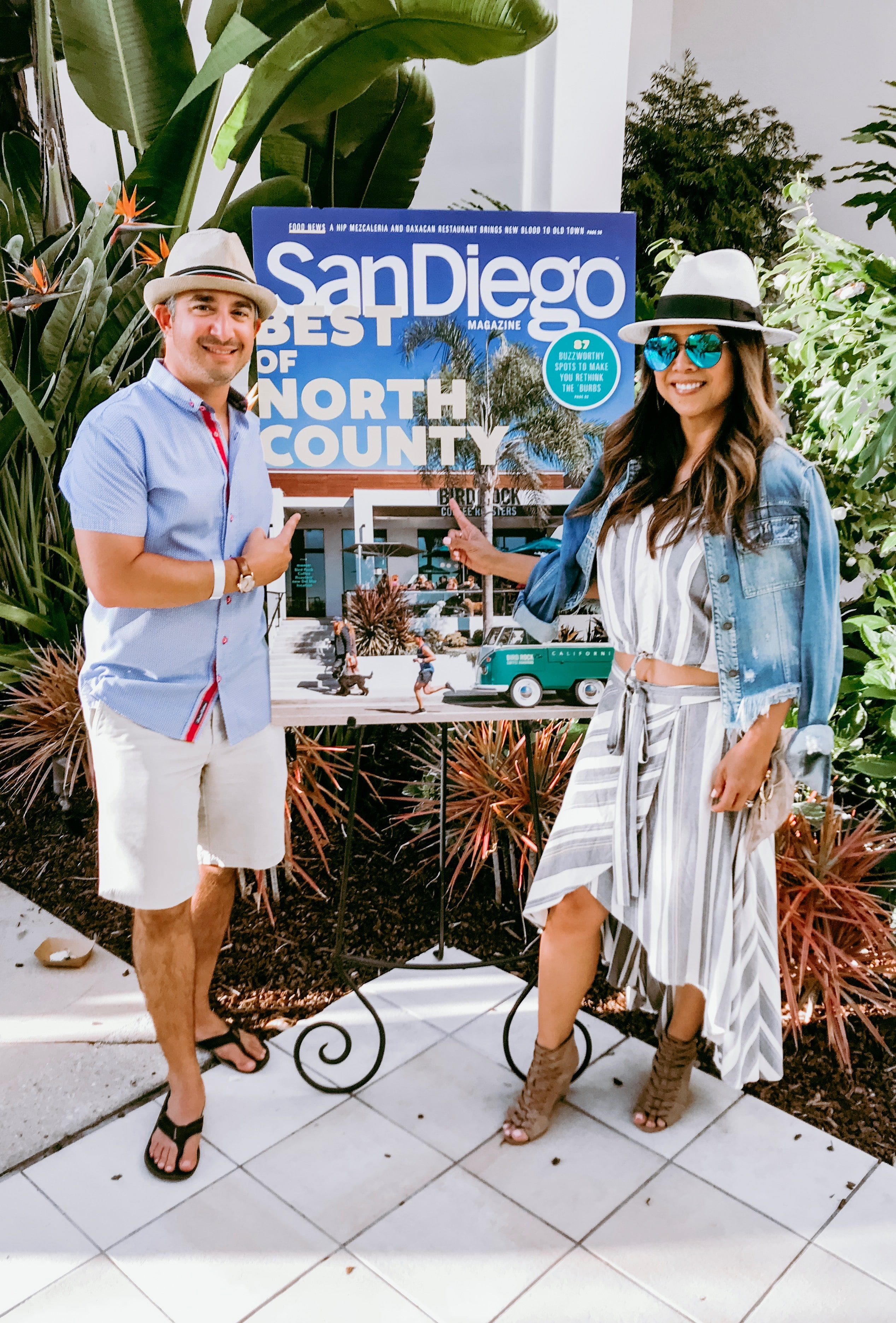 2019 San Diego Magazine Top Dentists Dr. Matthew Chesler and Dr. Trang Chesler