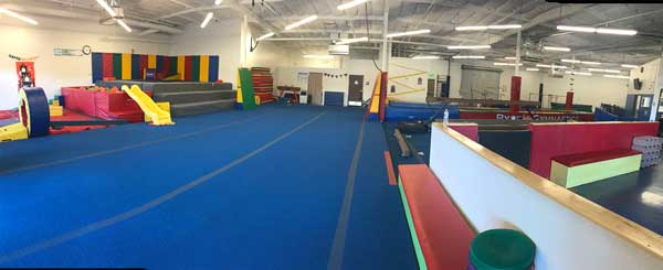 Byers-Gymnastics-Citrus-Heights-Interior-Building