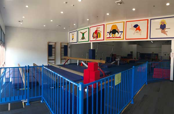Byers-Gymnastics-Rocklin-Interior-Building