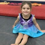 Gymnastics-Child-Costume