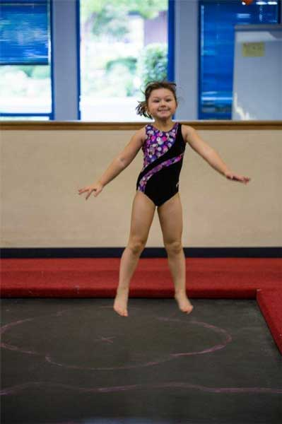 Gymnastics-Class-Child-Byers
